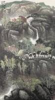 张培武 溪山秋韵 - 张培武 - 综合拍卖会 - 2007迎春艺术品拍卖会 -收藏网