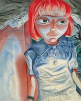 光晕 布面 油彩 - 熊宇 - 中国油画及雕塑专场 - 2006年秋季拍卖会 -收藏网
