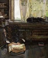 老美院 布面油画 - 127049 - 中国西画及漆画 - 2007秋季拍卖会 -收藏网