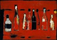 吴松 2001年作 红酒 - 139011 - 亚洲当代艺术 - 2007春季艺术品拍卖会 -收藏网