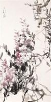 花鸟 镜心 设色纸本 - 126794 - 当代水墨专场(四) - 2011秋季艺术品拍卖会 -收藏网