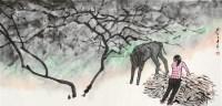 人物 画心 设色纸本 - 4569 - 中国书画(一) - 2011秋季拍卖会 -收藏网