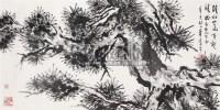 松 镜心 水墨纸本 - 116631 - 中国书画 - 2008秋季艺术品拍卖会 -收藏网