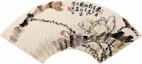 陈衡恪 荷花 - 陈衡恪 - 字画下半专场(拍号401—758) - 2008年冬季艺术品拍卖会 -收藏网
