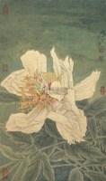 清影之六 镜心 设色纸本 - 6002 - 中国当代书画 - 2009春季拍卖会 -收藏网