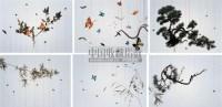 说吧,记忆一组 纸本 影像 - 洪磊 - 中国油画 - 2007秋季大型拍卖会 -收藏网