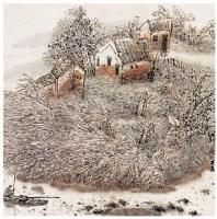 山水 - 127125 - 中国名家书画 - 2007春季中国名家书画拍卖会 -收藏网