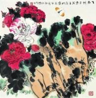 花鸟 镜心 设色纸本 - 133241 - 中国书画 - 2007春季中国书画拍卖会 -收藏网