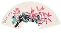 山村 布面 油彩 - 张钦若 - 中国油画及雕塑 - 2005年春季拍卖会 -收藏网