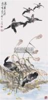 芦雁 - 郑克明 - 当代中国书画 - 2007仲夏拍卖会(NO.58) -收藏网