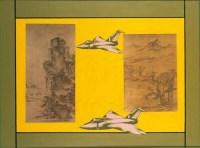 袁晓舫    飞行五号 - 155913 - 中国当代艺术(二) - 2007春季拍卖会 -收藏网