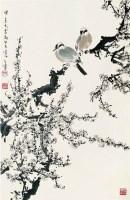 孫其峰(b.1 920)喜上眉梢 -  - 中国书画 - 2008秋季艺术品拍卖会 -收藏网
