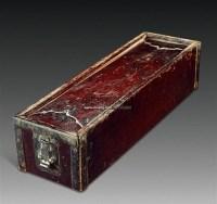 黄花梨手卷匣 -  - 中国古典家具及古董珍玩 - 2011年春季艺术品拍卖会 -中国收藏网