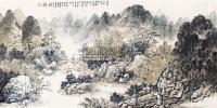 山水 镜心 - 徐义生 - 中国书画 - 2011年首屇艺术品拍卖会 -中国收藏网