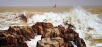 莲花洋系列之一 - 毛文佐 - 油画 水彩画专场 - 2008春季拍卖会 -收藏网
