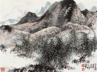 风月无边 镜片 - 刘昌潮 - 中国书画 - 壬辰迎春 -中国收藏网