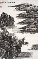 寿觉生     闲山逸水 -  - 中国书画 - 2009年浙江中财中国书画春季拍卖会 -收藏网