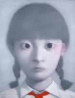 张晓刚     同志系列 - 140674 - 中国当代艺术(二) - 2007春季拍卖会 -收藏网