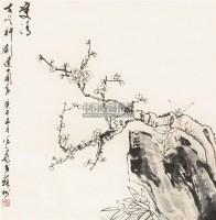 双清图 镜心 纸本 - 128233 - 中国书画 - 2011春季艺术品拍卖会 -收藏网