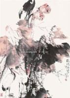 花鸟 纸本设色 - 130103 - 中国书画 - 2011春季艺术品拍卖会 -收藏网