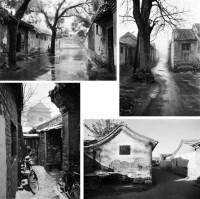 胡同组照 (四幅) 无酸纸 收藏级数码输出 - 徐勇 - 影像艺术 - 2007春季拍卖会 -收藏网
