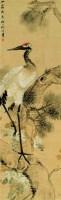绢本松鹤图 - 86240 - 中国书画 - 2007秋季艺术品拍卖会 -收藏网