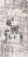 渔歌图 镜心 水墨纸本 - 谭崇正 - 中国书画及杂项 - 2006秋季艺术品拍卖会 -收藏网
