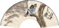 扇面 扇面 设色纸本 - 116217 - 书画专场 - 2011年夏季艺术品拍卖会 -中国收藏网