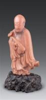 清 寿山石雕寿星老人像 -  - 古董珍玩(二) - 2006秋季艺术珍品拍卖会 -收藏网