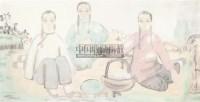 清风 镜心 纸本 - 114703 - 中国书画 - 2011年秋艺术精品拍卖会 -收藏网