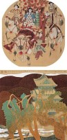 叶毓中 工笔人物 - 叶毓中 - 中国当代书画 - 2007年第1期嘉德四季拍卖会 -收藏网