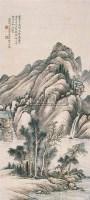 山水 - 吴桐 - 中国书画(三) - 第60期翰海拍卖会 -收藏网