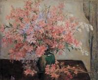 瓶花 - 140656 - 华人当代艺术 - 2007春季拍卖会 -收藏网