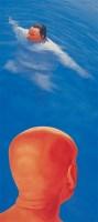 2005.3.15 布面 油画 - 方力钧 - 中国当代艺术 - 2006秋季拍卖会 -收藏网