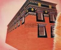 红墙2006-3 - 冯斌 - 油画精品 - 2006春季拍卖会 -收藏网