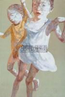 郭晋 1999年作 快乐的黄色 - 郭晋 - 亚洲当代艺术 - 2007春季艺术品拍卖会 -收藏网