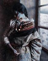 艾轩 1992年 风暴远去 布面 油画 - 艾轩 - 中国油画及雕塑 - 2006秋季拍卖会 -收藏网