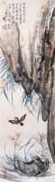 唐云 花鸟 - 117343 - 中国书画(一)(二) - 华伦伟业 08迎新春书画拍卖会 -收藏网
