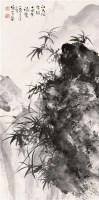 草虫 立轴 设色纸本 - 4438 - 中国近现代书画 - 2011秋季拍卖会 -收藏网