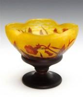 杜姆兄弟 烟草花图案杯子 -  - 装饰美术 - 2011秋季伊斯特香港拍卖会 -收藏网