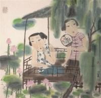 馬小娟 人物 - 马小娟 - 书画专场下 - 2010年春季书画专场拍卖会 -收藏网