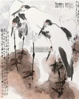 仙风 镜片 纸本 - 118173 - 中国书画 - 2011年春季拍卖会 -收藏网