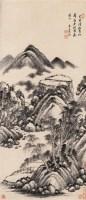 王时敏 一六五九年作 溪山高隐 - 王时敏 - 中国古代书画 - 2007春季艺术品拍卖会 -中国收藏网