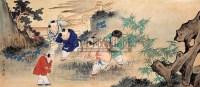 童戏图 设色绢本 - 吴光宇 - 中国书画 - 2008年春季拍卖会 -收藏网