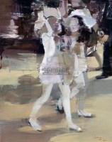 11点 布面 油画 -  - 大学时代—2011中国艺术院校优秀作品专场(一) - 嘉德四季第二十七期拍卖会 -中国收藏网