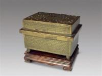 梅花纹长方熏炉 -  - 古董珍玩 - 2012艺术品拍卖会 -收藏网