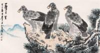 一僻千里 镜心 设色纸本 - 焦可群 - 中国书画 - 2006秋季拍卖会 -收藏网