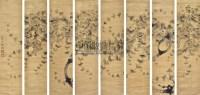 丰收图 立轴 纸本 - 149998 - 古今书画专场 - 夏季艺术品拍卖会(第六期) -中国收藏网