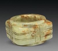 玉琮 -  - 古董珍玩 - 2011艺术品拍卖会 -收藏网