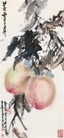 善者多寿 立轴 设色纸本 - 宋步云 - 中国书画 - 2006秋季艺术精品拍卖会 -收藏网